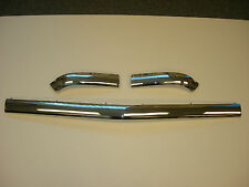 1957-57 CHEVROLET BEL AIR 210 150 HOOD BAR & EXTENSIONS-TRIM PARTS-USA MADE
