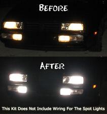 VW Corrado/ Mk 2 Golf Uprated Headlight Wiring Loom Upgrade Headlights
