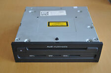 AUDI Multimedia a8 4h MMI 3g Main Unit High DVD Navigazione 4h0035652d