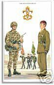 The King's Regiment - Postcard #30