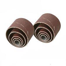 Silverline 1//2 Feuilles de ponçage perforées 10pk 120 Grain de BRICOLAGE Outil d/'Alimentation Accessoires