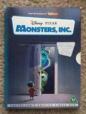 Disney Pixar Monsters Inc. Collectors Edition (2 - Disc) DVD