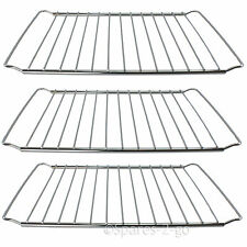 3 x Extendable Oven Grill Chrome Shelf Rack Fits INDESIT Cooker  Shelves