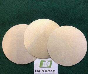 Aluminuim Discs / Circles 1.0mm thick various diameters