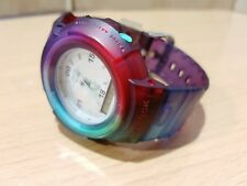 Vintage G-Shock Air Ice Sea AW-500NS Jelly Multi-Color Japan Only In Limited Edt