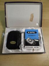 Boxed KOPIL Automat-A Exposure Meter