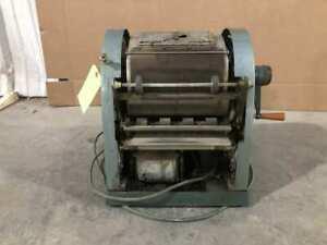 A.B. DICK 418 VINTAGE Mimeograph