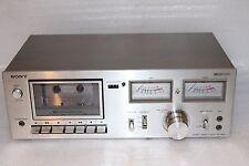 Sony tc-k15 Tapecorder Cassette Deck Cassette Giocatore Registratore made in Japan