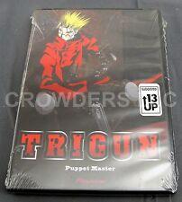Trigun Puppet Master DVD 3 Episodes English/Japanese w/ Subtitle 13+ NIP Pioneer
