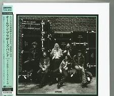 THE ALLMAN BROTHERS BAND At Fillmore East SHM CD NEW JAPAN MINI LP UICY-40005 s