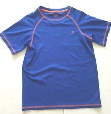 Boys Size L10-12 M Shirt Dri-Fit Reel Legends Exercise Swim Shirt Quick Dry .99