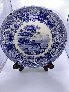 Spode Blue & White Collectors Plate The Blue Room Collection Aesop's Fables