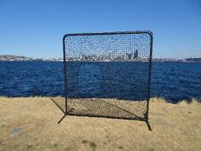 Softball Pitcher Protective Screen Kit 7'x7' w/ Net & Frame