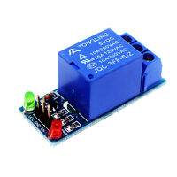5PCS 5V 1 One Channel Relay Module Shield Low level for SCM DIY Arduino AVC DSP
