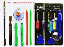 Kaisi 14 in 1 Screwdriver Opening Tool Kit for iPhone 7 Repair Tools Set USA