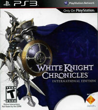 White Knight Chronicles International Edition PS3 New Playstation 3
