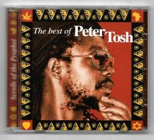CD / PETER TOSH - THE BESF OF / 15 TITRES ALBUM REGGAE SONY 1999