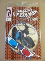Amazing Spider-Man Venom 3D #1 Marvel 2019 McFarlane #300 Polybagged 9.6 NM+