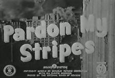 PARDON MY STRIPES (1942) DVD WILLIAM HENRY, SHEILA RYAN