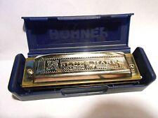 Hohner Blues Harp Ms-Series 532/20 Ms C Harmonica ~Germany
