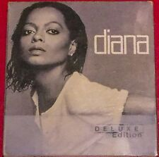 DIANA ROSS DELUXE DIANA DOUBLE CD ALBUM UNREALEASED ORIGINAL CHIC MIX+DANCE MIXS
