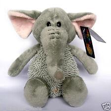 Elephant Nubby Jungle Plush Toy 20cm Baby Shower Newborn Gift