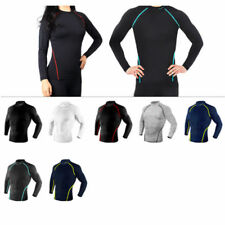 Take Five Mens Skin Tight Compression Base Layer Running Lining Shirt NT032