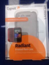 Cygnett HTC Desires Radiant Frosted Flexi-case