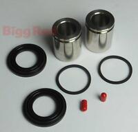 for CHRYSLER 300C FRONT Brake Caliper Repair Kit +Stainless Pistons (BRKP124S)