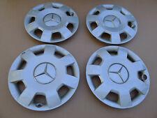 original Mercedes 16 Zoll Radkappen W169 Radzierblenden Radblenden A1694000525