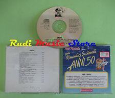 CD ROMANTICI SCATENATI 50 2B LIBERO compilation 1994 MODUGNO CELENTANO (C27*)