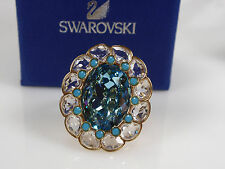 SWAROVSKI AZORE RING (SIZE52/small) MIB #5037463