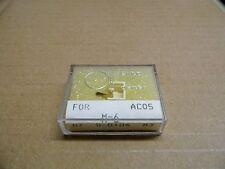 Saphir Diamant pointe de lecture aiguille de remplacement pour Acos M-6 M6