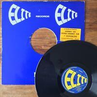 "Powerline Journey / Double Journey (Elite Dazz 7) Near Mint 1st Press 12"" Vinyl"