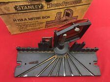 Vintage Stanley Handyman Mitre Box H114 A