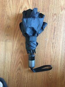 "shedrain umbrella 12 1/2 "" Black Auto Open"