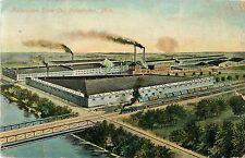 1910 Kalamazoo Stove Company, Kalamazoo, Michigan Postcard