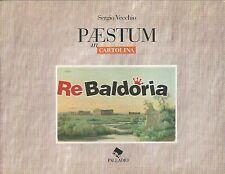 Paestum In Cartolina Palladio Vecchio Sergio Paestum
