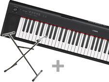 Yamaha NP-32B Piaggero   Epiano   stagepiano   incl. HA-KS10 Keyboardständer