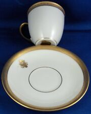 Great American Porcelain Cup & Saucer US Embassy America USA US Porzellan Tasse