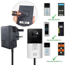 UK 5M Supply Power Adapter Transformer Cable For Ring Video Doorbell 2 Pro