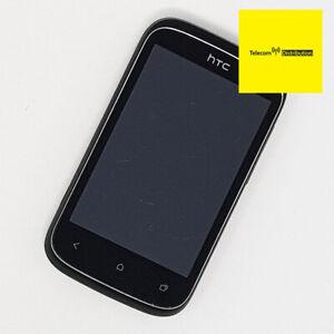 "HTC Desire C 3G (3.5"") - Black Smart Mobile Phone - Working Condition - Unlocked"