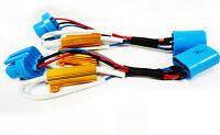9007 LED Light Xenon HID headlight No Error Load Resistor Wiring Harness Adapter