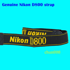 New Genuine Nikon D800 Camera Neck/Shoulder Strap for D800
