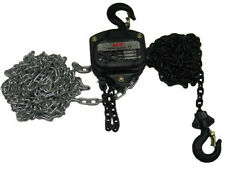 1Ton Hand Chain block 10 mtrs Height Of Lift / hoist 1.0 - 2.9