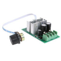 PWM DC 6-60V Motor Speed Regulator PLC Single Chip Microcomputer Control