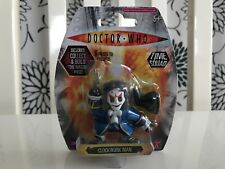 """Doctor Who ~ Time Squad ~ CLOCKWORK MAN ~ 2"""" Collectable Figure ~ NEW"""