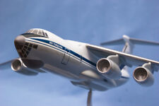 Handmade Military-air forces of Russia USSR  MODEL  IL-76MD-90A (M1:100)