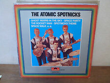 "LP 12 "" THE ATOMIC SPOTNICKS - EX/MINT - NEUF - Polydor Prisma 2485046 - GERMANY"