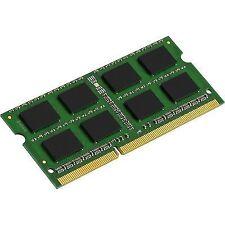 Kingston KVR16LS11/4 (4 GB, PC3-12800 (DDR3-1600), DDR3 SDRAM, 1600 MHz, SO DIMM 204-pin) RAM Module